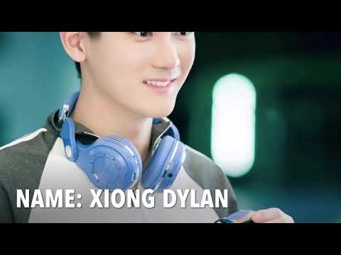 Xiong Dylan profile #Chinese Actor #Chinese Singer