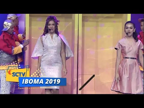 ASYIKKK DAH!! Dylan, Bryan, Ersya, Angela Nyanyiin Soundtrack Nominasi Film di Panggung IBOMA 2019