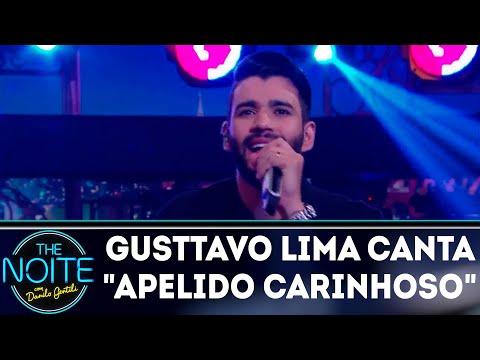 Gusttavo Lima canta Apelido Carinhoso | The Noite (11/04/18)