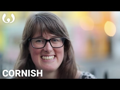 WIKITONGUES: Elizabeth speaking Cornish