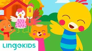Greetings Song - Hello Song for Preschoolers - Lingokids