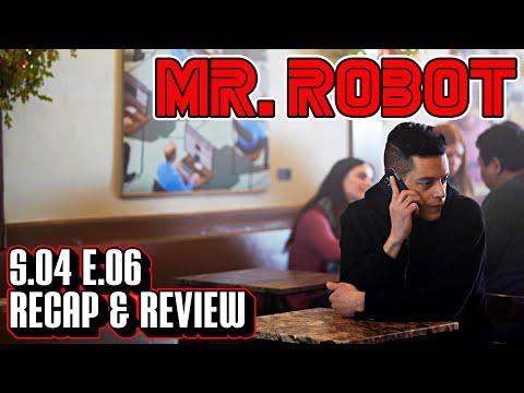 Mr Robot Season 4 Episode 6 Recap & Review | 406 Not Acceptable