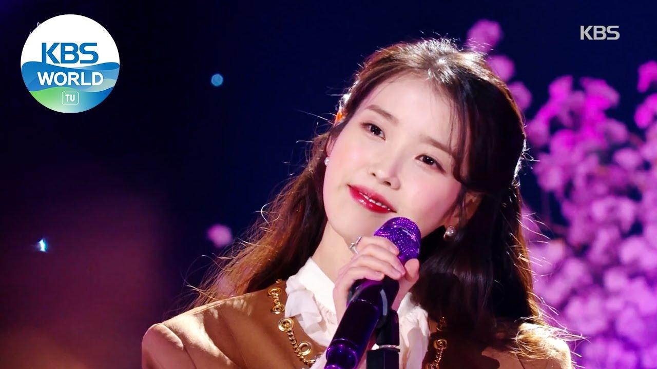 IU(아이유) - Lilac(라일락(Acoustic Ver.)) (Sketchbook) | KBS WORLD TV 210402