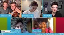 #StarsInTheHouse #56: GLEE Cast Reunion