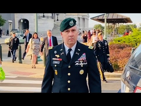 ARMY GENERAL TELLS ON ME!!! First Amendment Audit!