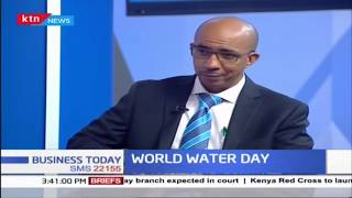 Technical director, Eng. Philip Holi interview on KTN News, March 2019