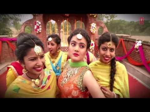 Dil Di Reejh   Harshdeep Kaur Full HD video with Lyrics