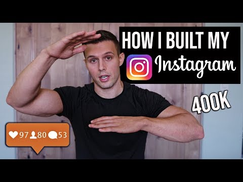 How I built my instagram