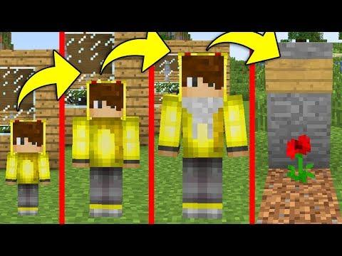 ISMETRG'NİN HAYATI! - Minecraft