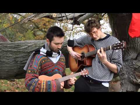 Tom Rosenthal - Christmas Quiet (Live on Hampstead Heath)