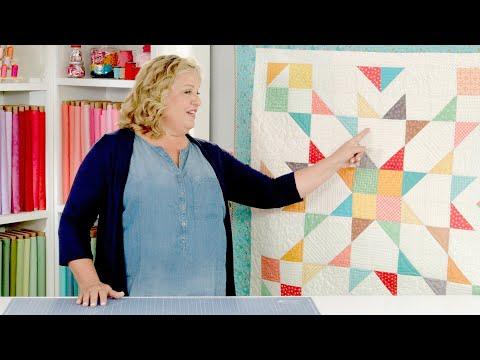 RBD Classroom: Carmen Geddes' One Block Wonder Quilt