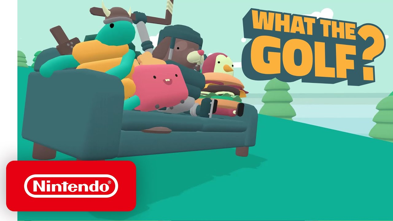 Launch Trailer για το WHAT THE GOLF?