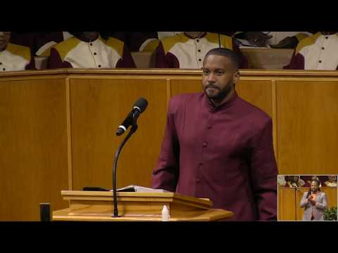 "June 25, 2017 ""Things Fall Apart"" Part I Rev Dr Howard-John Wesley"