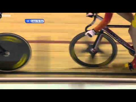 2011 Track Cycling World Cup  Mens Keirin Final  Full Version.flv
