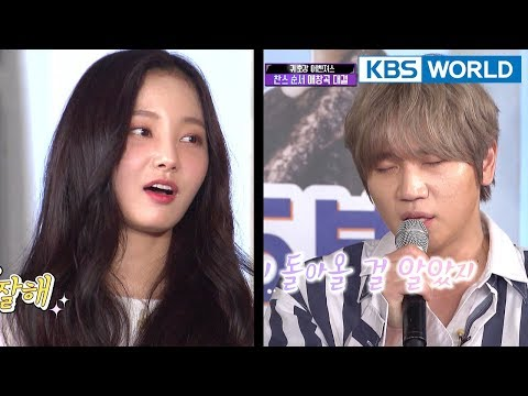 """K Will Sings """"Now I Wish It Would Be Like That """" By Lena Park [Happy Together/2018.03.22]"""