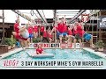 VLOG // 3 Day Workshop Mike's Gym Marbella | School of Calisthenics