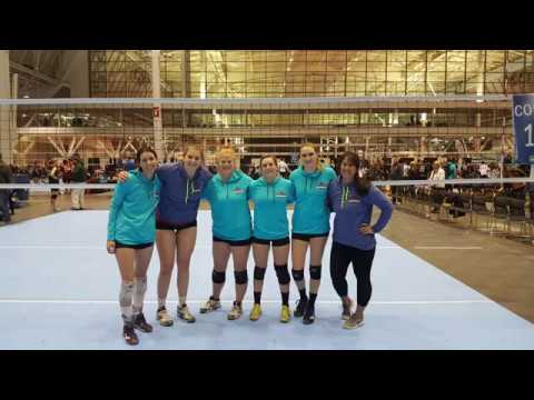 2018 Mizuno Boston Volleyball Festival - 03/03/2018 - Woman's C+ Championship