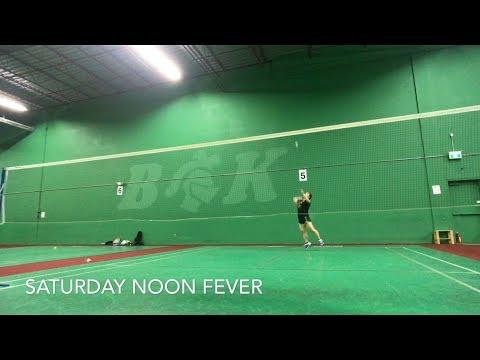 Badminton Music Video HD - Saturday Noon Fever