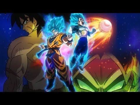 Dragon Ball Super : Broly Theme Song : Blizzard Daichi Miura