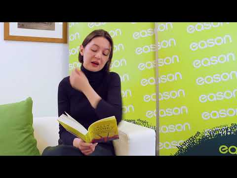 Sally Rooney reads an extract from her novel