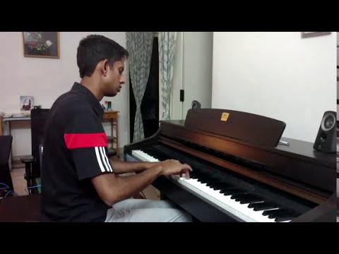 Abhi Mujh Mein Kahin - Piano Cover