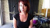 Lindsey Ward's Ice Bucket Challenge - YouTube