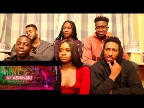 Nyashinski - Bebi Bebi ( REACTION VIDEO ) || @RealShinski @Ubunifuspace