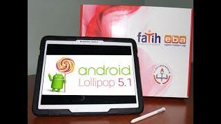 General Mobile E-Tab 5 Rom Yazılım Yükleme - (Android 5.1) ( Stok-Rootlu)