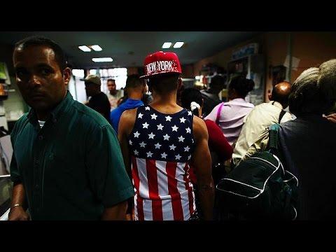 ABD: Artık Kübalılar da diğer göçmenler gibi vize almak zorunda
