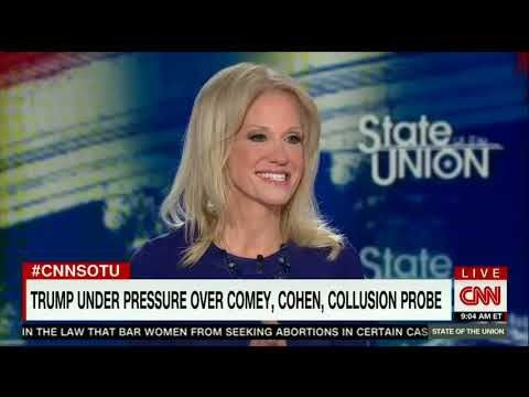 Kellyanne Conway Can't Dodge Why Trump Fears Cohen Flipping