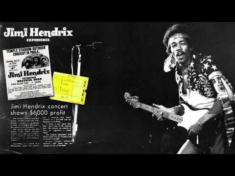 Jimi Hendrix  Philadelphia 1970  Sgt PeppersJohnny B Goode