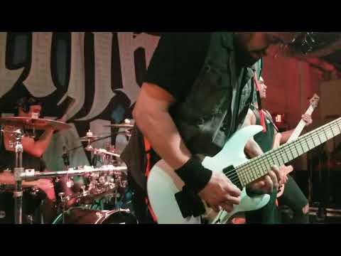 Within The Ruins - The Ataxia Saga - Live In Houston 11/29/17