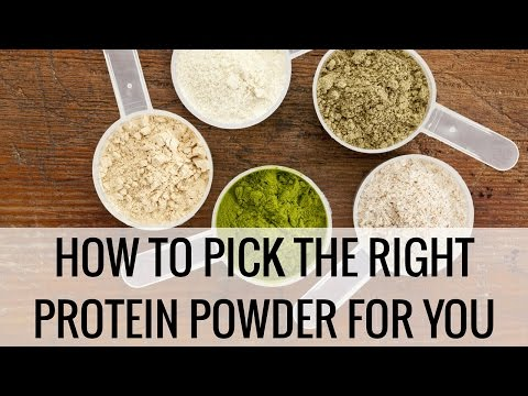 How to Pick the Best Protein Powder for Weight Loss Christina Carlyle