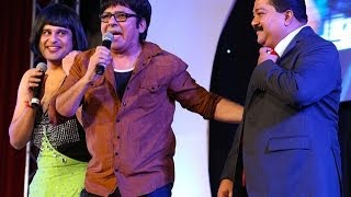 Dubai Dhoom Damaka 2013 - Part 8 Comedy with Krishna & Sudesh