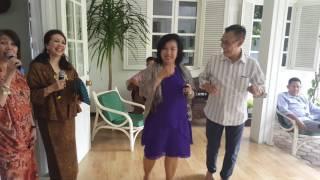 LAGU DAERAH PALEMBANG Dek Sangke oleh Yuli Helfia Prabumulih 2017