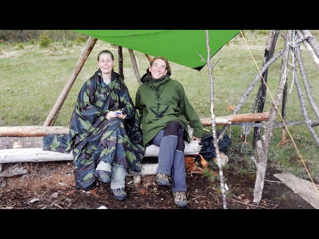 Underquilt, Wild Woman Bushcraft, Hammock Ground Setup, Memories 3 - May Compilation
