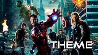 "The Avengers (2012) Soundtrack - ""Theme"" Alan Silvestri"