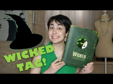 The Wicked (Musical) Tag! 💚