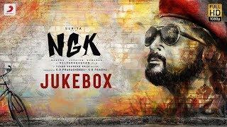 NGK - Jukebox Tamil | Suriya, Sai Pallavi, Rakul Preet | Yuvan Shankar Raja | Selvaraghavan