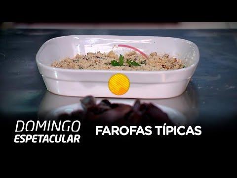 Exclusivo! Veja farofas típicas de várias regiões do Brasil
