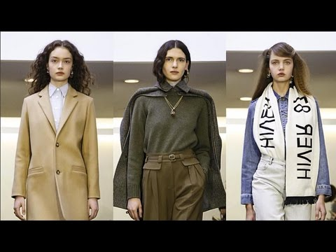 A.P.C. Fall Winter 2017 | Paris Fashion Week