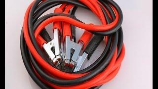Старт кабель или провода прикуриватели. Обзор