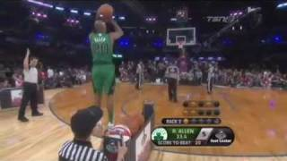 2011 NBA ALL STAR 3 POINTS CONTEST 3