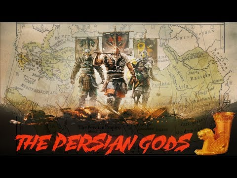 For Honor Persian Gods