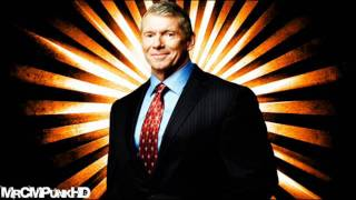 "WWE:Mr.McMahon Theme ""No Chance In Hell"" [CD Quality + Download Link]"