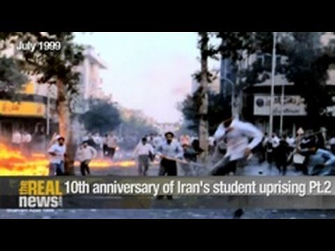 10th anniversary of Iran's student uprising Pt.2