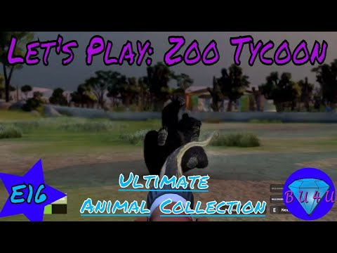 Kenya: Preservation Jam - Zoo Tycoon: Ultimate Animal Collection   Let's Play   Campaign 14