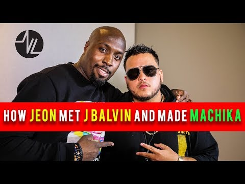 How Jeon Met J Balvin And Made Machika