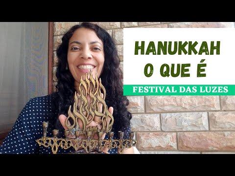 Hanukkah O Que é - Festival Das Luzes E Costumes