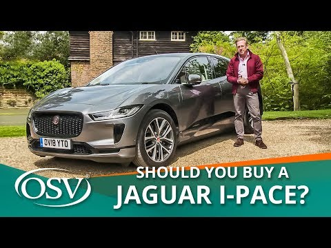 Jaguar I-Pace - Is the EV a Tesla topper?